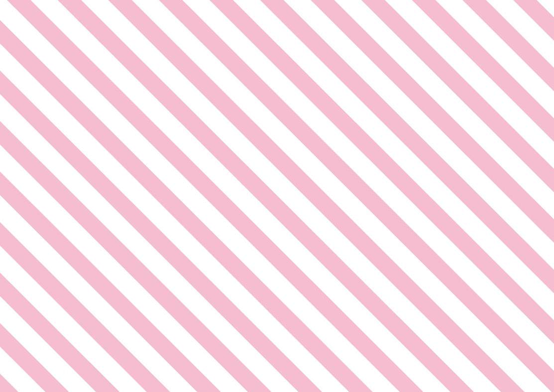 Image Gallery pink stripes