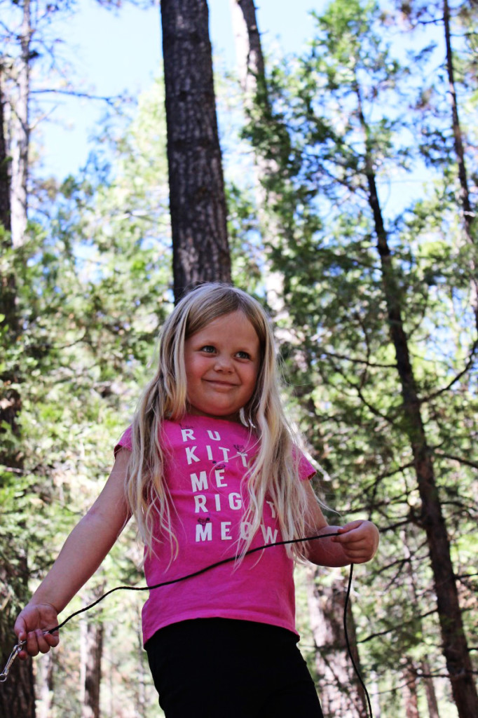 idyllwild camping with kids